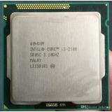 Procesador Intel Core I3 2100 Socket 1155  Somos Tienda
