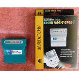 Tarjeta Magic Card 2incrementadora De Colores Game Boy Color