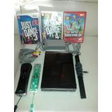 Wii Nintendo Color Negro