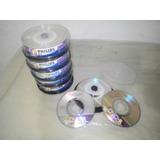 Mini Dvd Phillips Paquete De 10 Unidades 30 Minutos 1,4 Gb