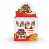 Dulce De Leche Bufito Caja 72 Tubitos Display 12 | Arequipe