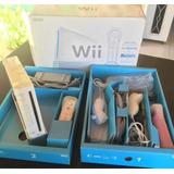 Nintendo Wii Con Todo Original