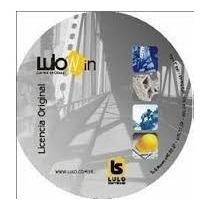 Control De Obras Lulowin 32 Bits + Base De Datos Actual