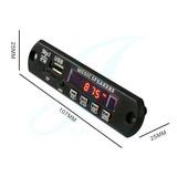 Modulo Reproductor Usb Mp3 Sd Usb Sin Bluetooth 12v