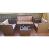 Mueble Rattan Sintetico Modelo Integro Y Otros
