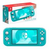 Nintendo Switch Lite Turquesa 250
