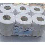 Papel Higienco Industrial 9 Pulgadas 12 (doce) Rollos