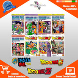 Dragon Ball, Z, Super Manga Español Digital + 8 Sorpresas!