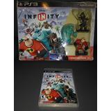 Play 3 Disney Infinity Como Nuevo