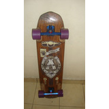 Patineta Longboard Arbor Backlash