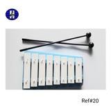 Xilófono O Marimba De 8 Notas