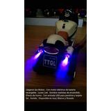Moto De Juguete Para Ninos Bateria Recargabl Efectos Especia