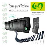Bolso Morral Forro Para Teclado Piano 7 Octavas Dtp32 Dt