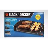 Plancha Parrillera Eléctrica Black & Decker Ig201