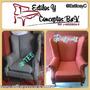 Tapicería, Fabricación Y Laqueado De Todo Tipo De Muebles