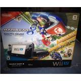 Nintendo Wii U 32 Gb Mario Kart 8 Deluxe Set