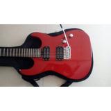 Guitarra Electrica Washburn Aon X Roja