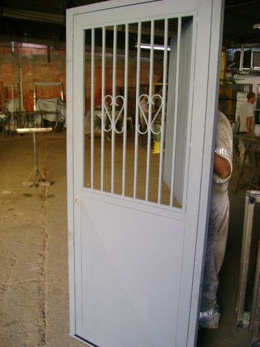 Marcos metalicos hierro puertas hierro metalurgica rejas for Puertas baratas segunda mano