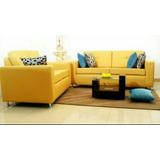 Sofa Modernos De Tres Puestos Somos Fabricantes