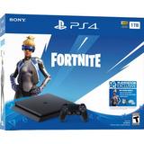 Ps4 Playstation 4 Slim 1 Tb Con Fornite Nuevo 320