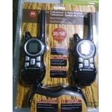 Radio Transmisor Motorola 35 Millas