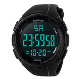 Reloj Digital Led Honhx Original Tactico Deportivo Caballero
