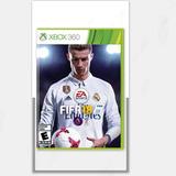 Juego Fifa 18 Para Xbox 360 Totalmente Original