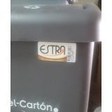 Papelera Estra Vaiven Ultra 53 Litros Para Reciclaje Papel