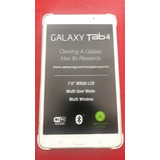 Samsung Galaxy Tab 4 Poco Uso