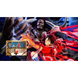 One Piece Pirate Warriors 4 Pc Steam Oferta