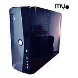 Case Con Fuente 500 W Para Pcs, Slim Marca Myo Matx3895