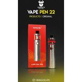 Vaper Baper Vape Smok Pen 22 Con Dos Resistencias Y Esencia