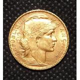 20 Franco De Oro 1909