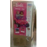 Jeep Electrico Barbie Para Niñas