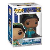 Funko Pop Princesa Jazmin Jasmine #541 Disney Coleccionables
