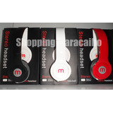 Audifonos De Cable Extraible Modelo: Stereo Hd * Tienda Fisi