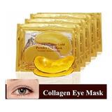 Mascarillas Para Contorno De Ojos De Colageno Y Oro