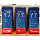 Huawei Y7 2019 Con Lector De Huella 32gb+3gb Mod:v185