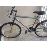 Bicicleta Montañera Rin 26 Mandos Originales Shimano 18 Vel.