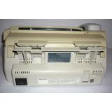 Telefono Fax Panasonic Kx-fp121 Usado Oficina.