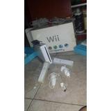 Nintendo Wii Sports Con Todos Sus Accesorios 70 Verdes