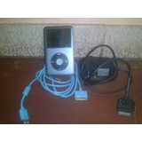 iPod 160 Gb  (cable Usb -- Cargador).