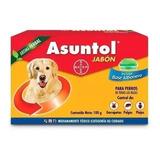 Asuntol® De Bayer, Jabón Anti Pulgas Y Garrapatas 100 Gr.