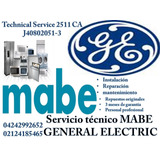 Servicio Tecnico Autorizado General Electric Mabe Nevera