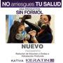 Keratina Kativa Kit Reductor De Volumen Alineamiento Capilar