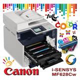 Fotocopiadora,impresora Escáner Mf628c Full Color Canon Wifi