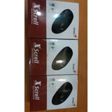 Mouse Genius Con Cable Usb, Color Negro Netscroll, En Caja.