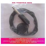 Micrófono De Chapa Contacto Instrumentos Acústicos Percusión
