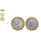 Moneda De Venezuela Bimetálica De Bs.1000