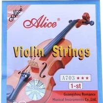 Cuerdas Mi De Violin